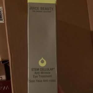 Juice beauty anti wrinkle eye cream treatment